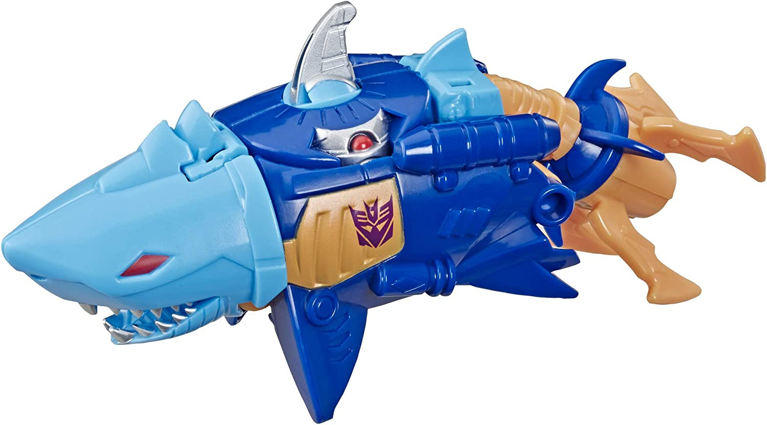 1-Step Changer Skybyte Action Figure Transformers Cyberverse Action Attackers