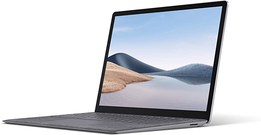 Microsoft Surface Laptop 4 - Ordenador portátil de 13.5