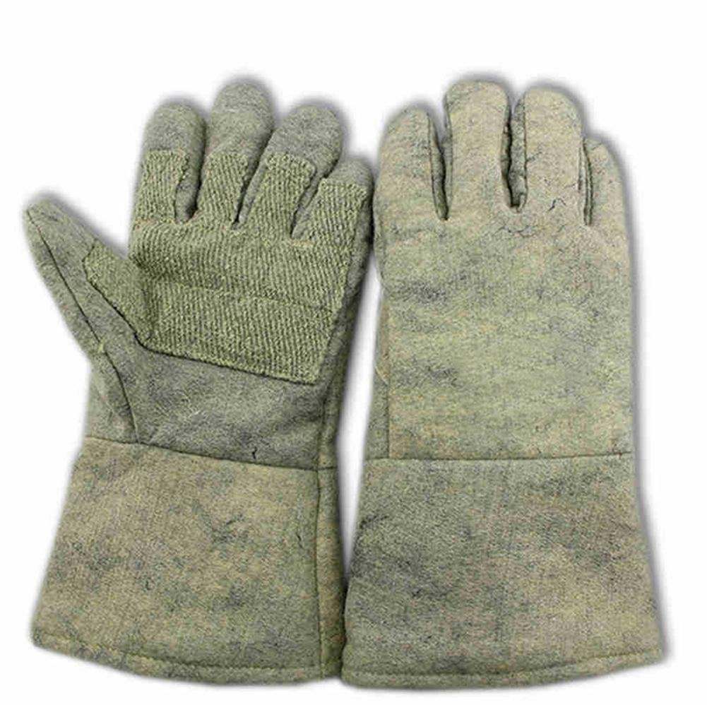 Anti - high temperature 500 ° glove insulation fire - retardant fire protection labor insurance products by LIXIANG (Image #5)