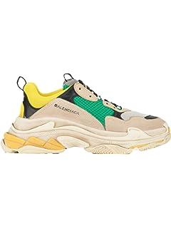 0b78a11b1 TOPSHOD Unisex Mens Womens Balenciaga Speed Trainer Sneaker Triple Black.  10 offers from £141.00 · Balenciaga New Triple S Beige/Green/Yellow New  Season ...