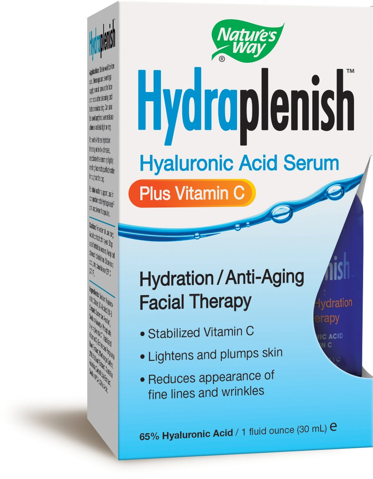 Nature's Way Hydraplenish-C Serum, 1 Ounce