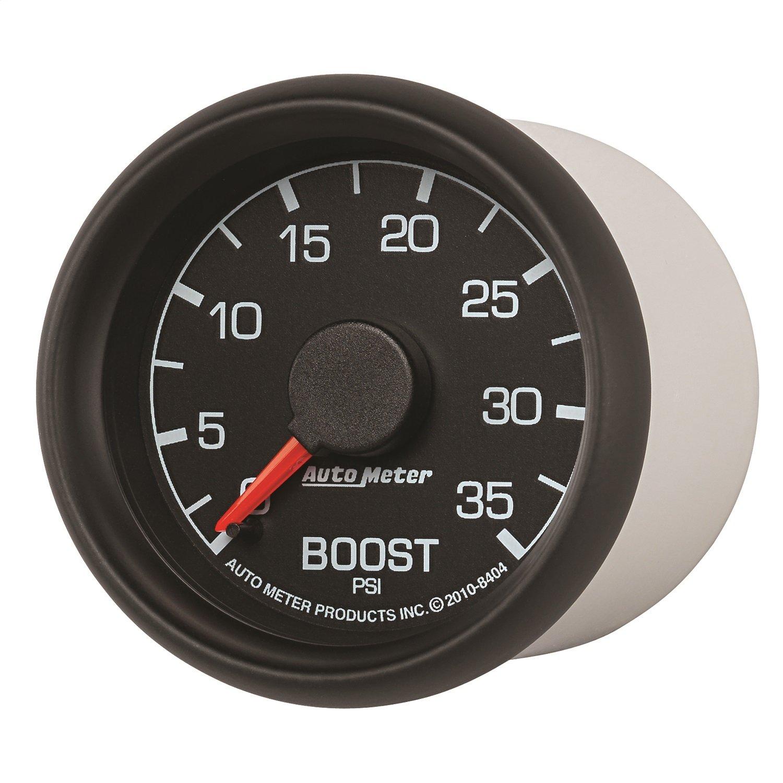 Auto Meter 8404 2-1/16' 0-35 PSI Boost Gauge
