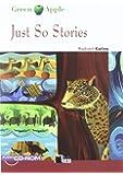 Just So Stories+cd (Black Cat. Green Apple)