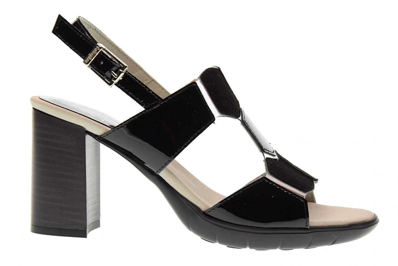 CallagHan Frau schwarz Ferse Sandale Schuhe 21206 schwarz schwarz Frau f98b07