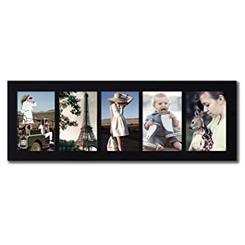Amazoncom Decenthome Linear Collage Picture Frame 4 X 6 Inches