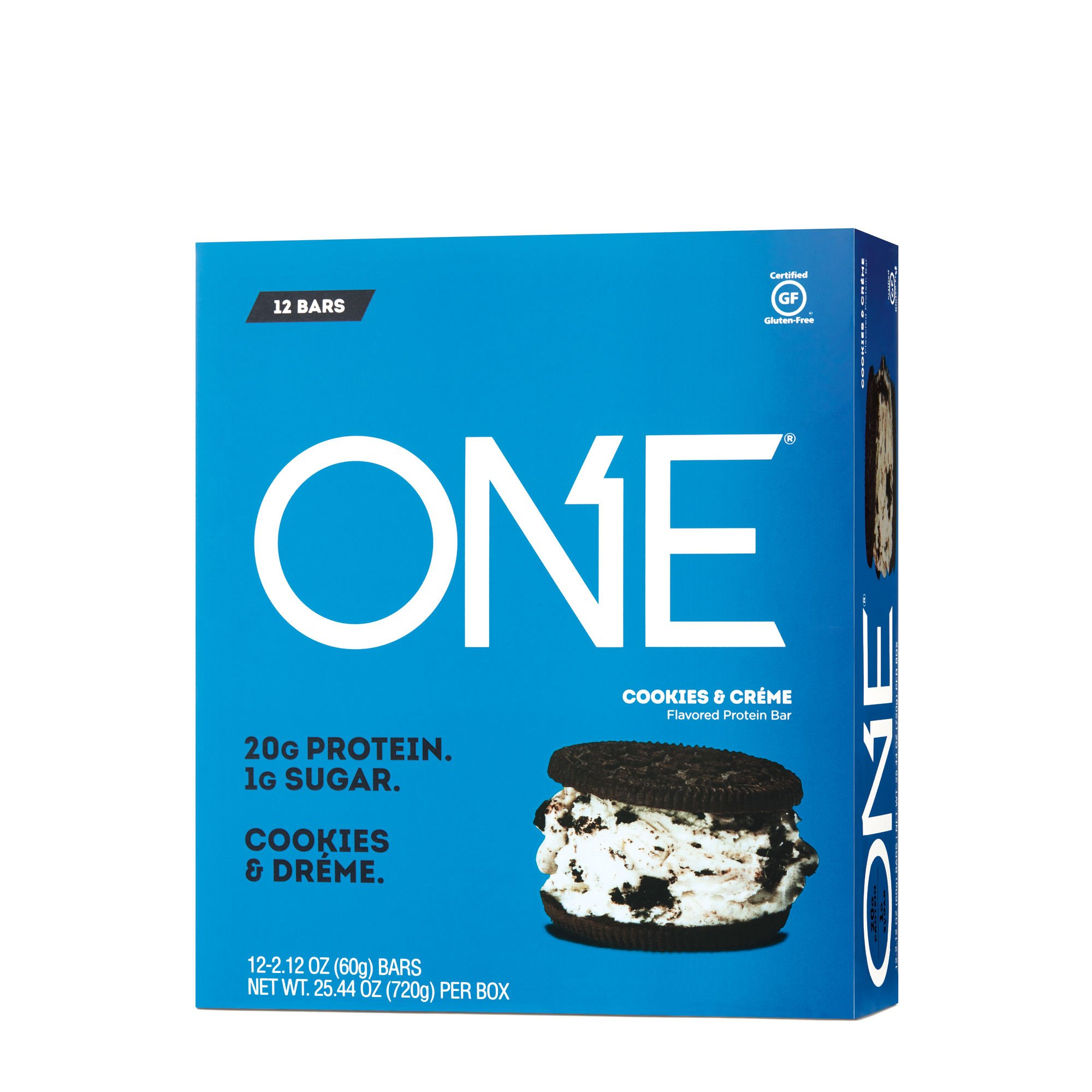 ONE Protein Bar - Cookies and Creme