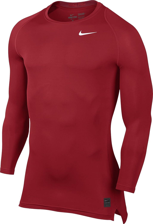 Nike - Pro Cool - Maillot de compression - manches longues - Homme   Amazon.fr  Sports et Loisirs 6e06cbcbad1