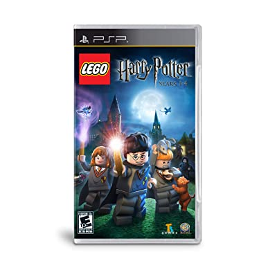 LEGO Harry Potter: Years 1-4 - Sony PSP: Video Games