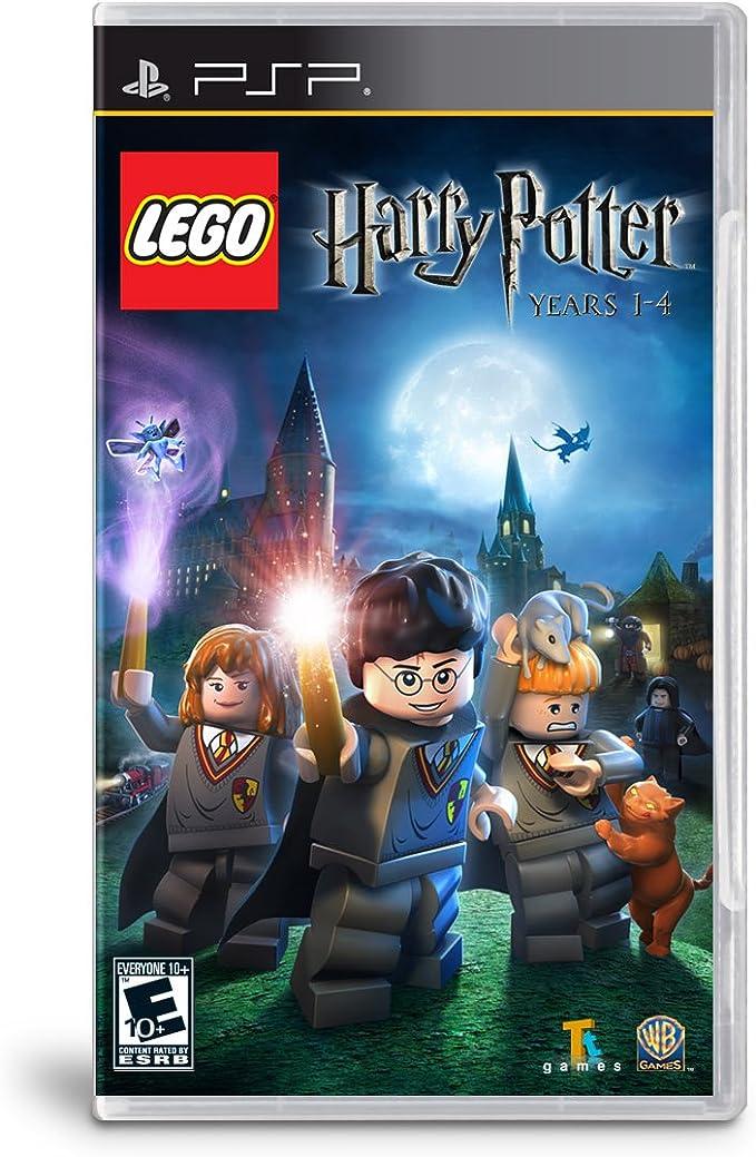 Warner Bros Lego Harry Potter Years 1-4 - Juego: Amazon.es ...