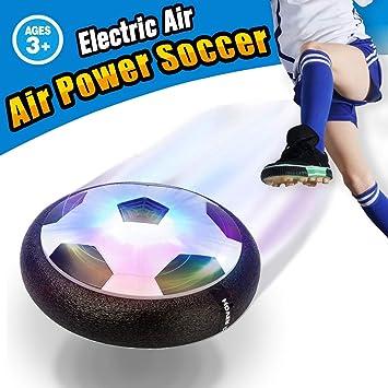 VIDEN Air Power Soccer - Balón Flotante con Luces LED y ...