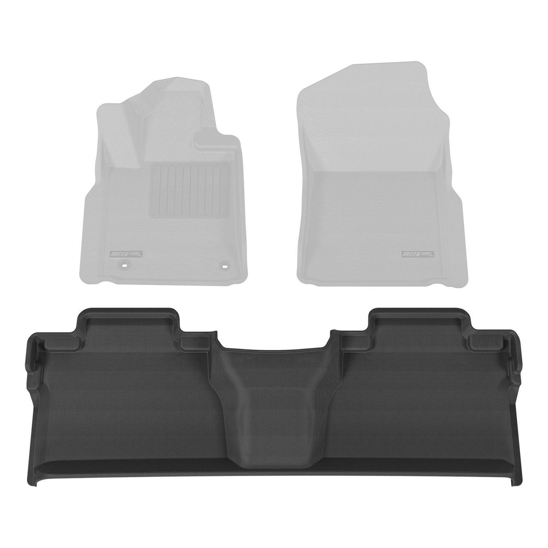 Aries TY06321509 Black Rear 3D Floor Liner