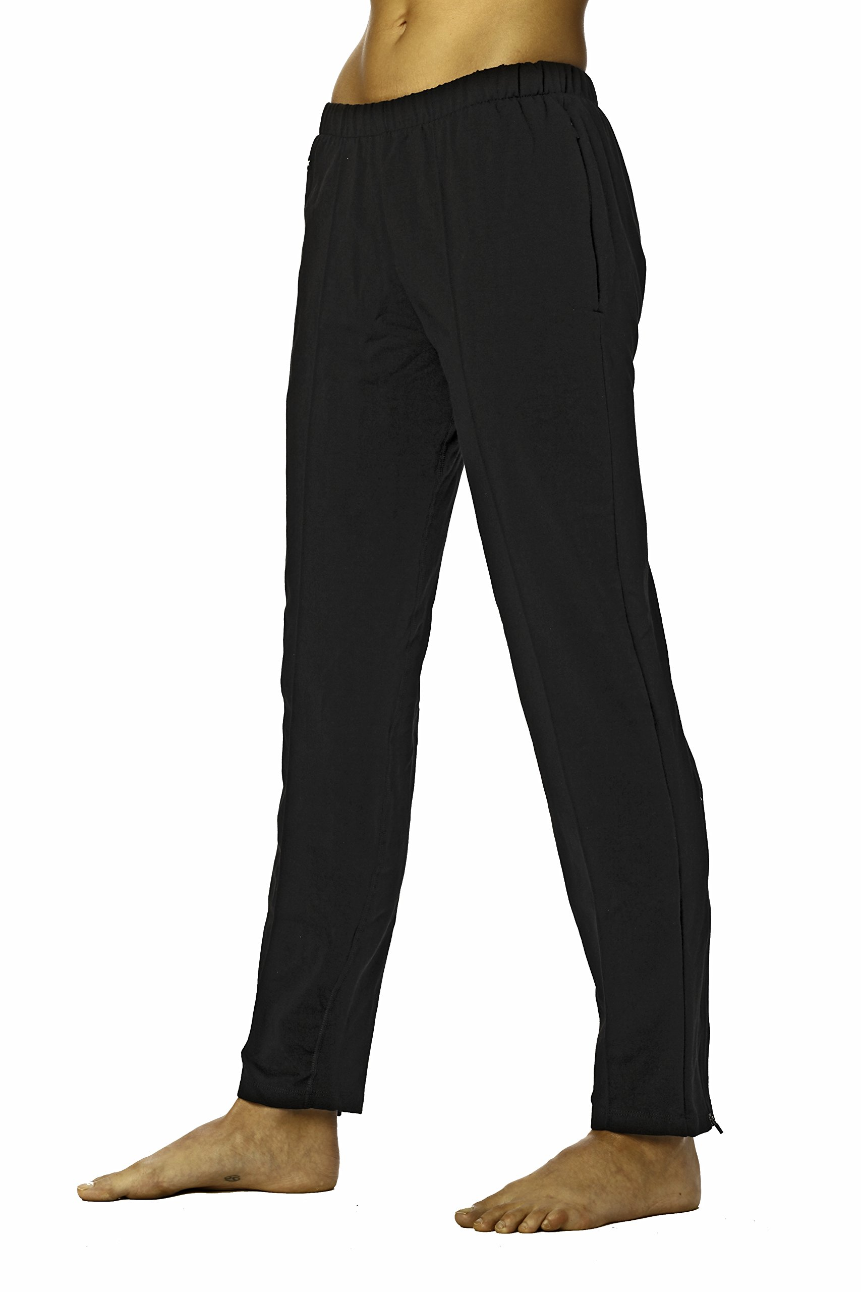 Sporthill Women's XC Pant (Black, Large)
