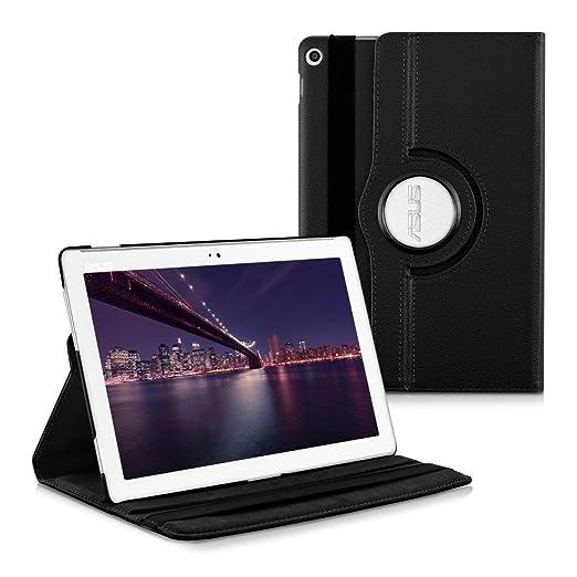 61 opinioni per kwmobile Cover per Asus ZenPad 10- Custodia per tablet con rotazione 360° in