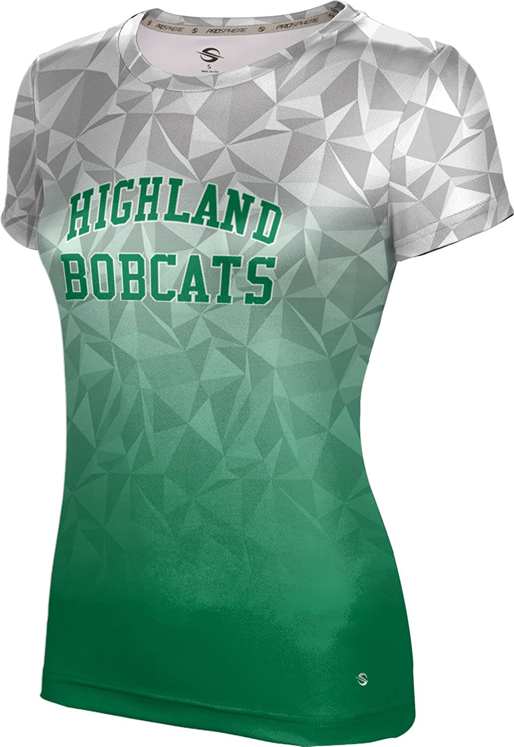 ProSphere Women's Highland High School Maya Tech Tee