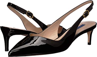 0468182d9f33 Amazon.com  Stuart Weitzman Women s Edith Slingback Pumps  Shoes