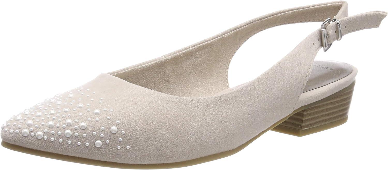 MARCO TOZZI 2-2-29400-22 Scarpe con Cinturino alla Caviglia Donna
