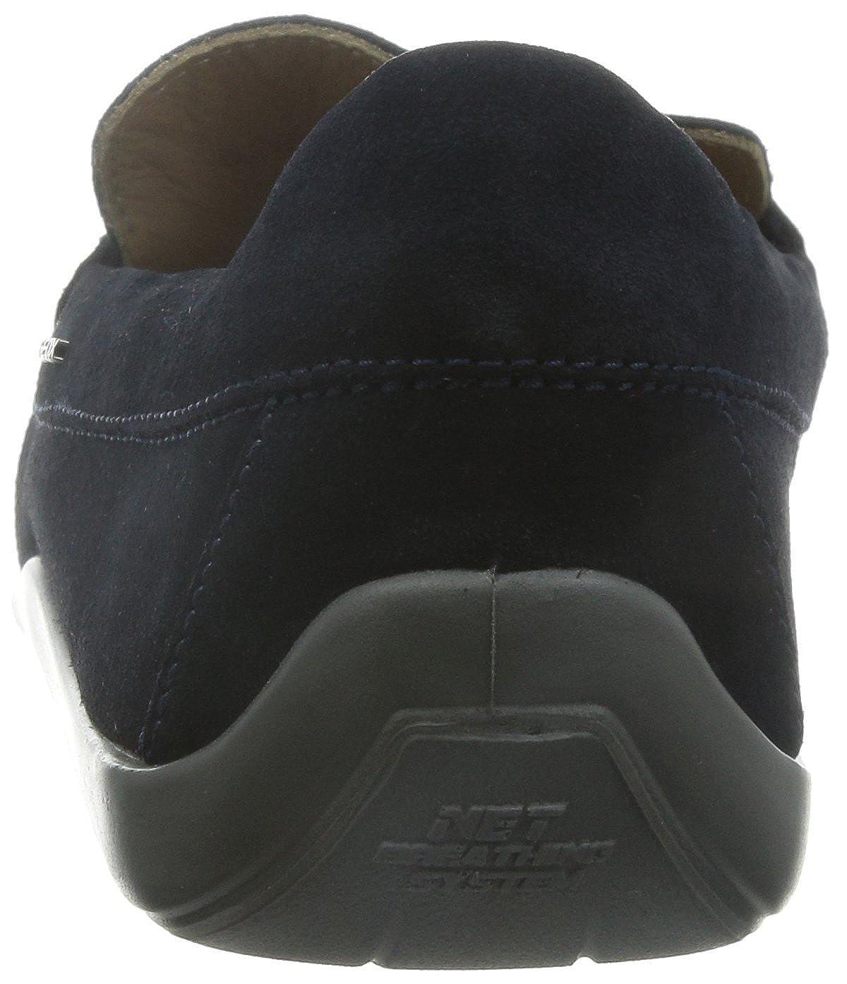 Amazon.com   Geox Shoes U Xense Moc C Mens Suede Leather Moccasins-Blue-12   Shoes