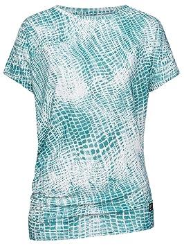 super.natural W Yoga Loose tee Printed - Camiseta de Yoga ...