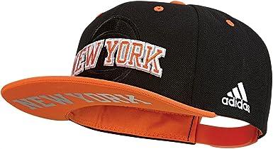 Enredo Avanzar Diverso  adidas New York Knicks Gorra de Tenis, Hombre: Amazon.es: Deportes y aire  libre
