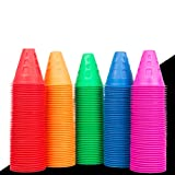 VORCOOL 10Pcs Sports Training Cones for Football