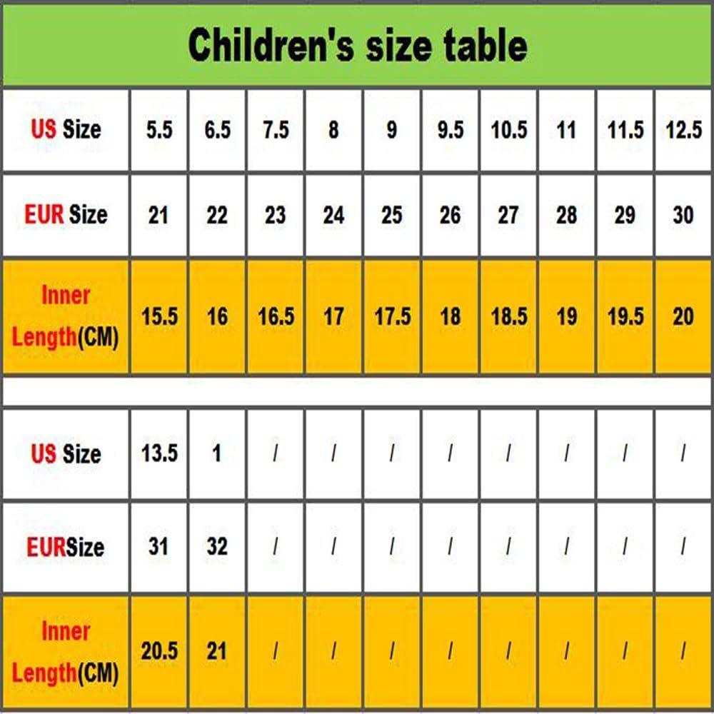 Color : Rouge, Taille : 21 EU Sunny/&Baby Gar/çons Mocassins Chaussures Enfants Mocassins Slip on Style Doux Semelle Antid/érapante Facile on /& Off R/ésistant /à labrasion
