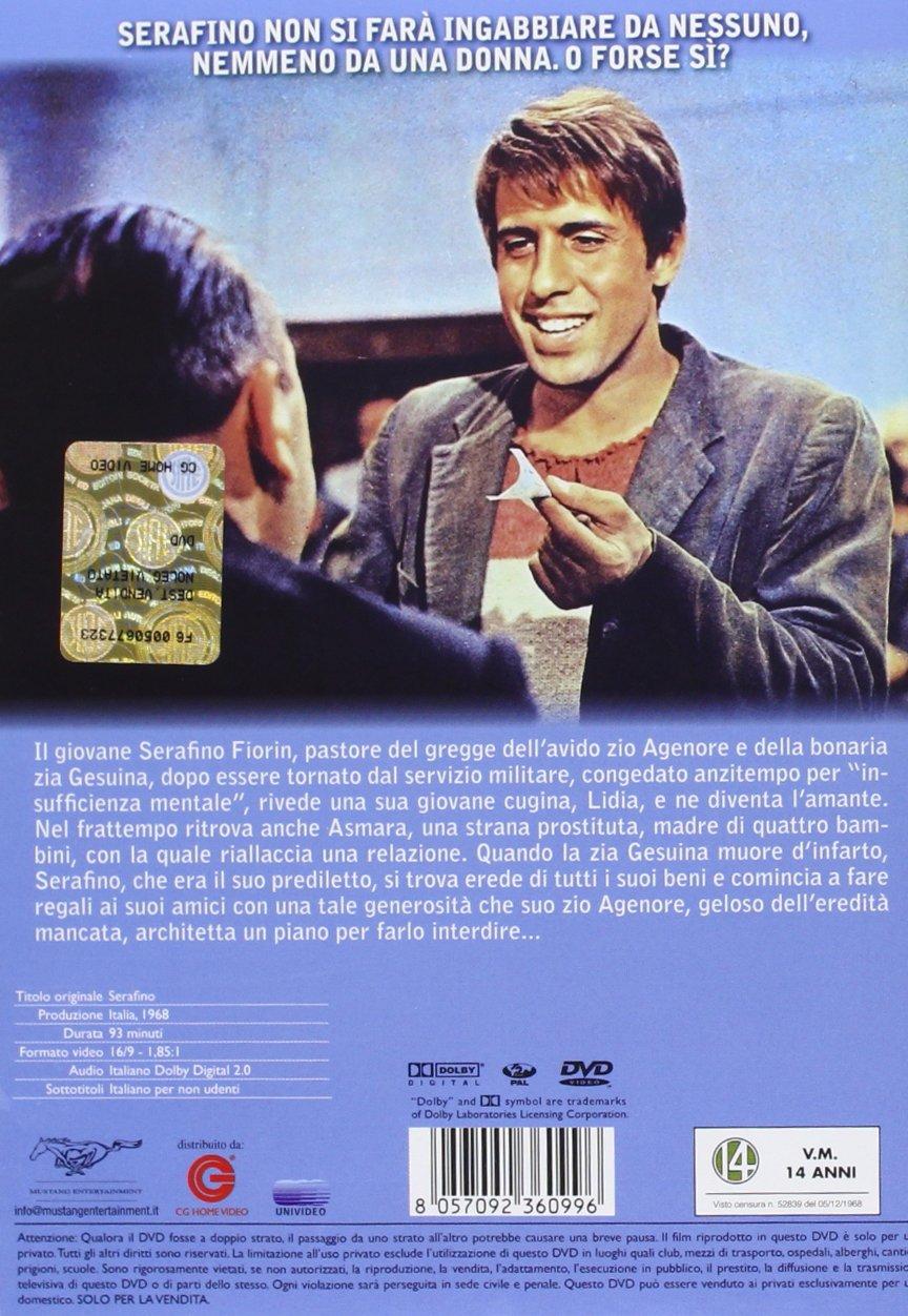 Serafino: Amazon it: Urzi Celentano: Film e TV