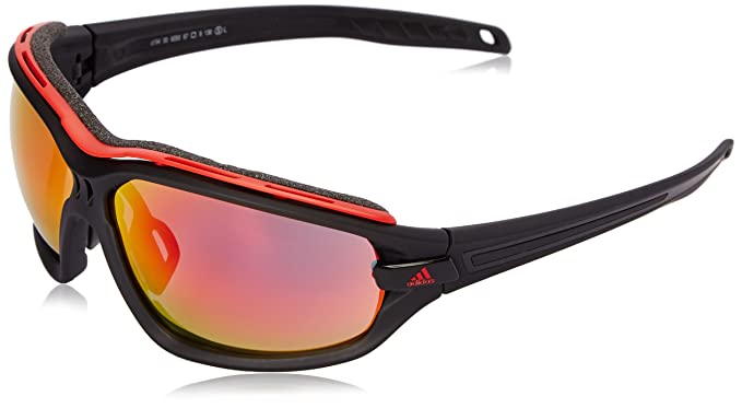 5a036901e31 Amazon.com  adidas Evil Eye Evo Pro S A194 6050 Rectangular Sunglasses   Clothing