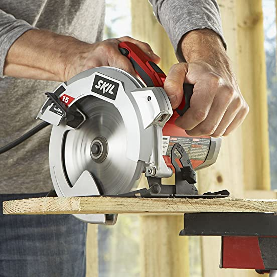 SKIL Circular Saw Adjust