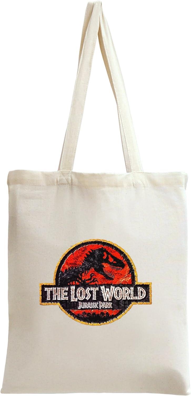 The Lost World Jurrasic Park Tote Bag