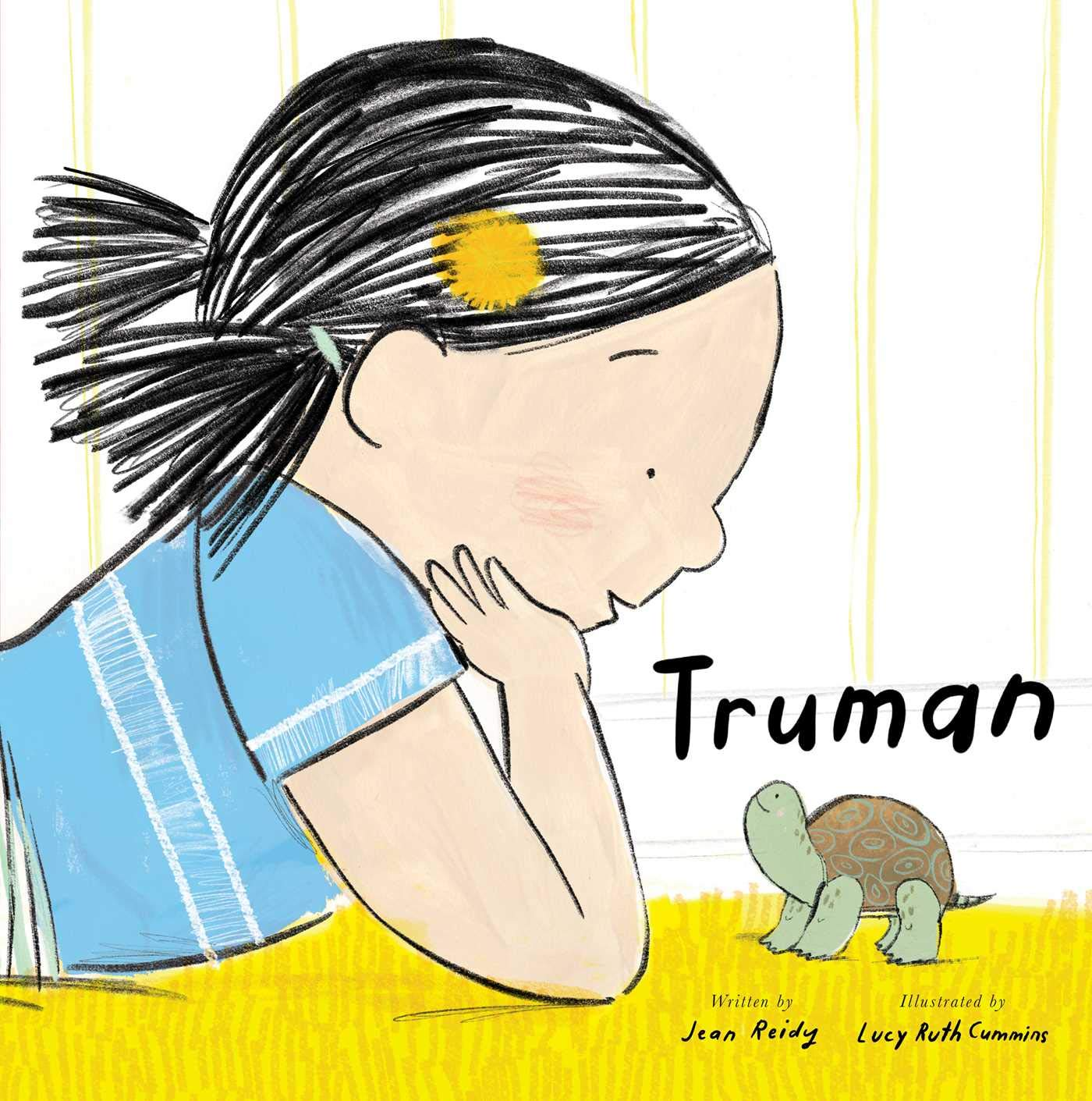 Truman: Reidy, Jean, Cummins, Lucy Ruth: 9781534416642: Amazon.com: Books