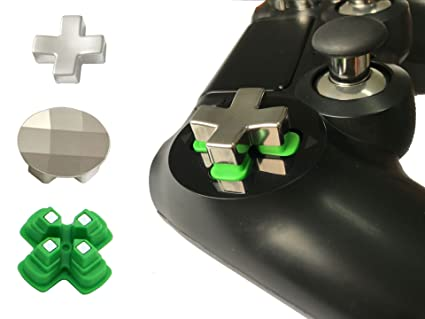 Hisonders New Replacement Parts Full Metal Button Dpads