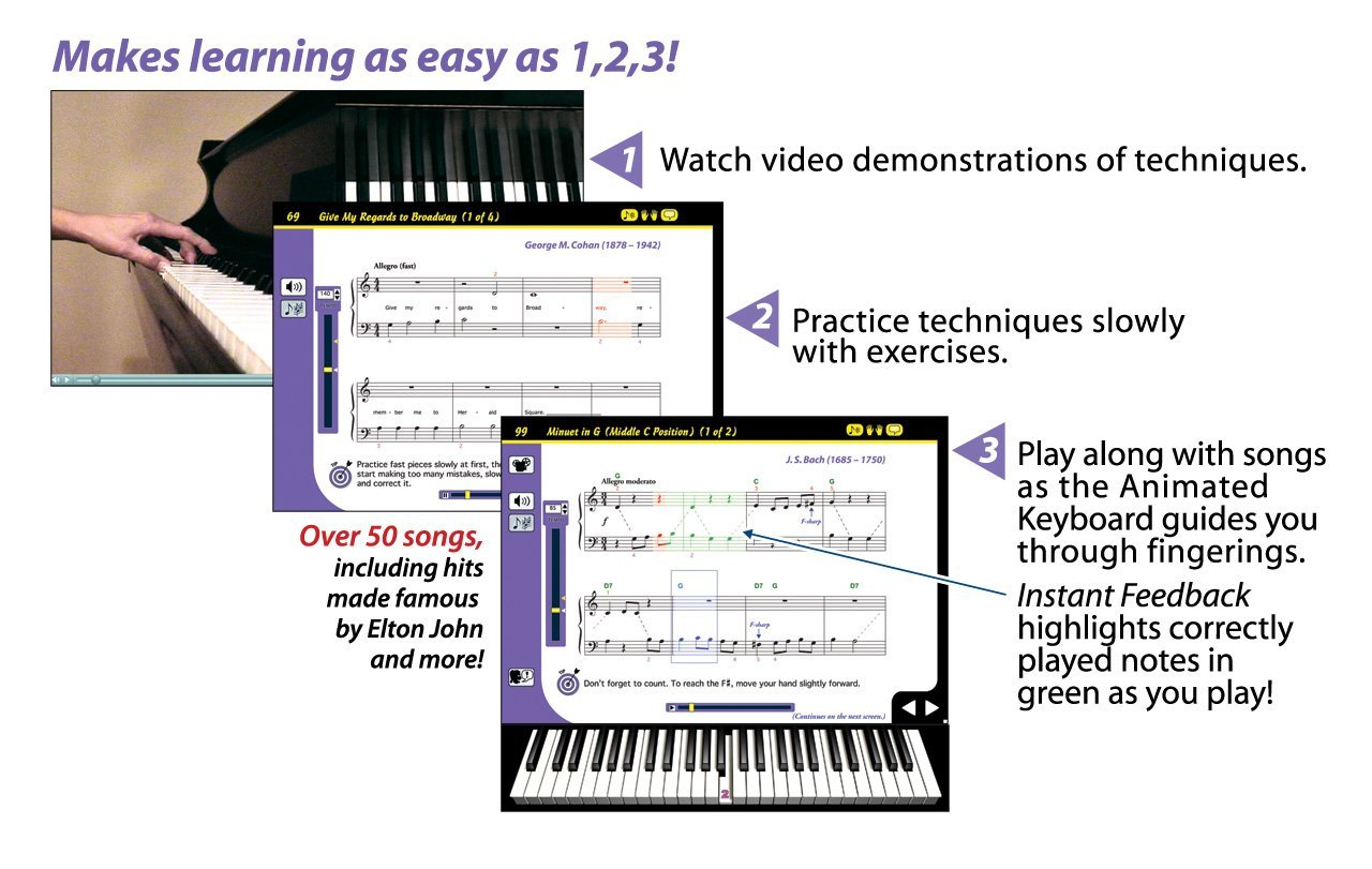 eMedia Piano For Dummies v2 [PC Download] by eMedia