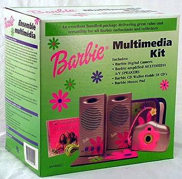 Amazon.com: Barbie Speaker Set: Home Audio & Theater