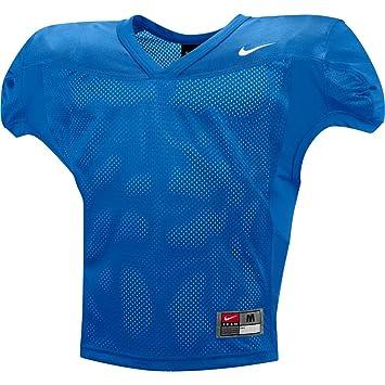 timeless design fc8fe 8f26f Nike Velocity Men's American Football Training Jersey, Royal ...