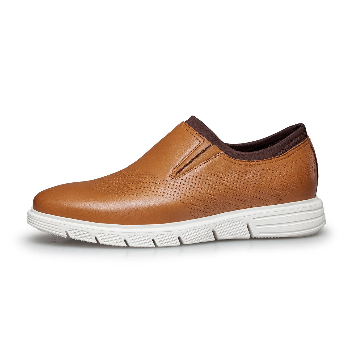ZRO Mens Slip-on Fashion Sneaker Casual Loafer Breathable