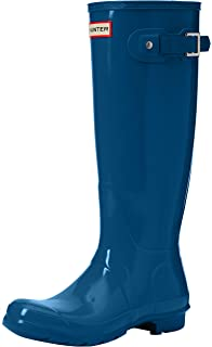 cdf9ae0096 Amazon.com | Hunter Women's Original Tall Rain Boot | Knee-High