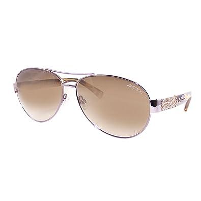 4e6704d68ad36 Jimmy Choo Sunglasses - Baba S   Frame  Shiny Bronze Lens  Brown Gradient