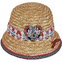 Minnie 2200000222 - Sombrero de paya para niños