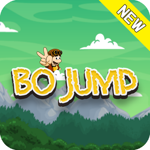 Bo Jump In Jungle Adventures from GameOver LLC
