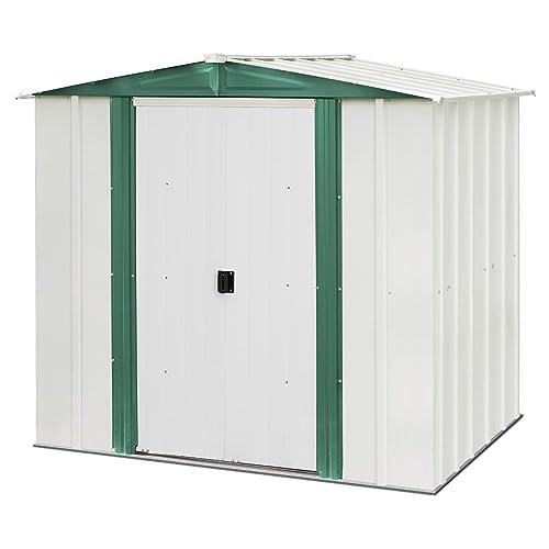 Storage Sheds With Sliding Door Amazon Com