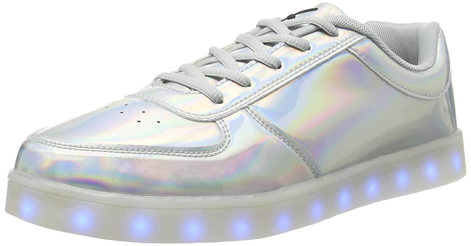 Wize & ope Unisex-Erwachsene Led-pop Low-Top