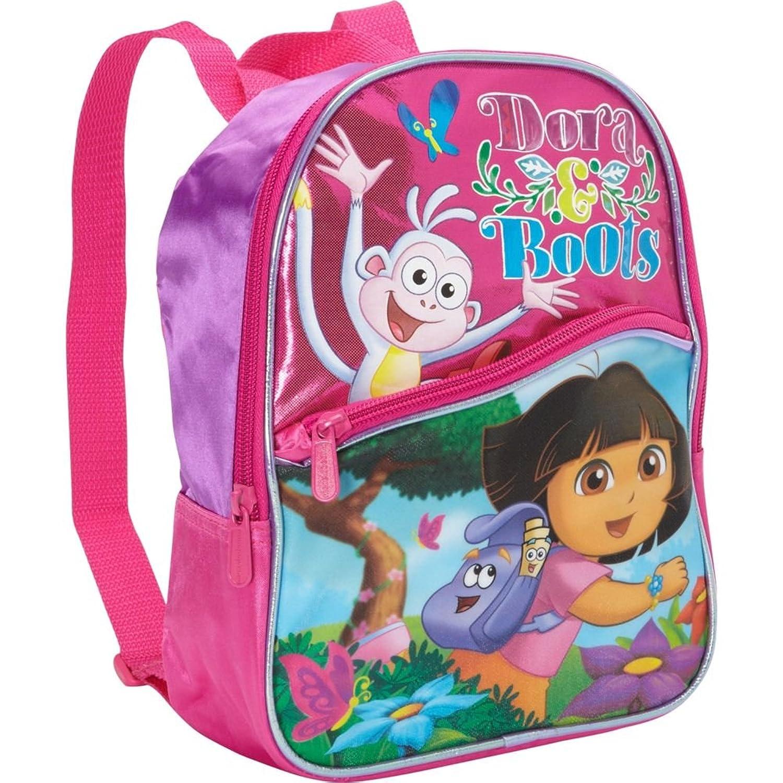 delicate Nickelodeon Dora The Explorer Backpack Little Kids Style ...