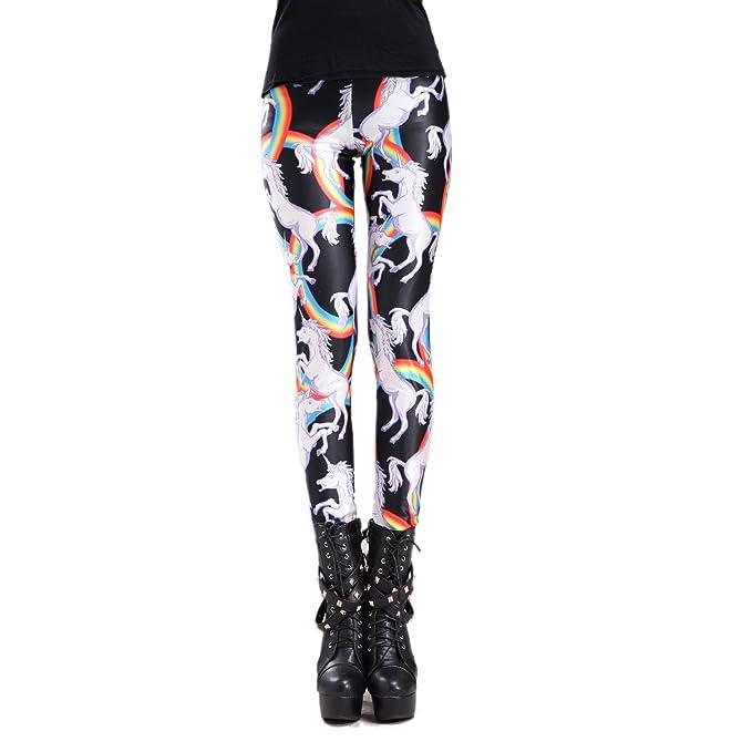 ropa de unicornio para adultos leggings mallas