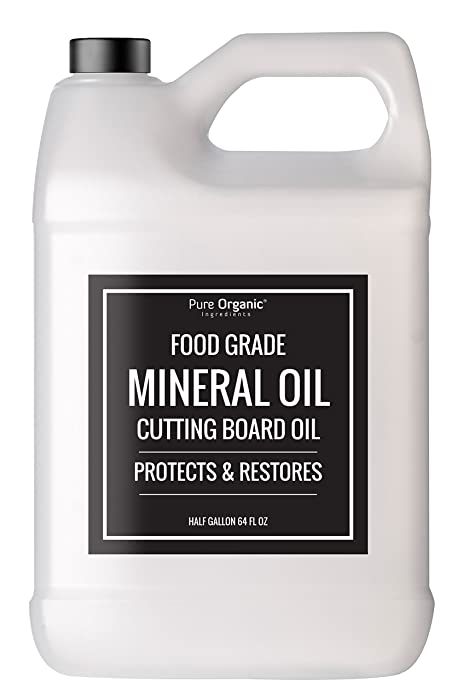 The Best Food Grade Mineral Oil 16 Oz