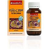 Kordel's Ester-C 1000mg, 60 Tablets