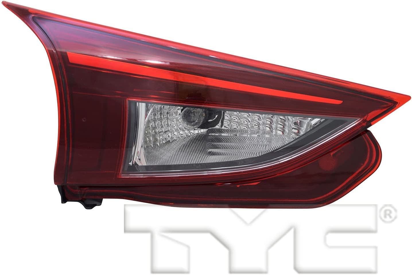 TYC 17-5648-00-1 Replacement Reflex Reflector for Mazda 3