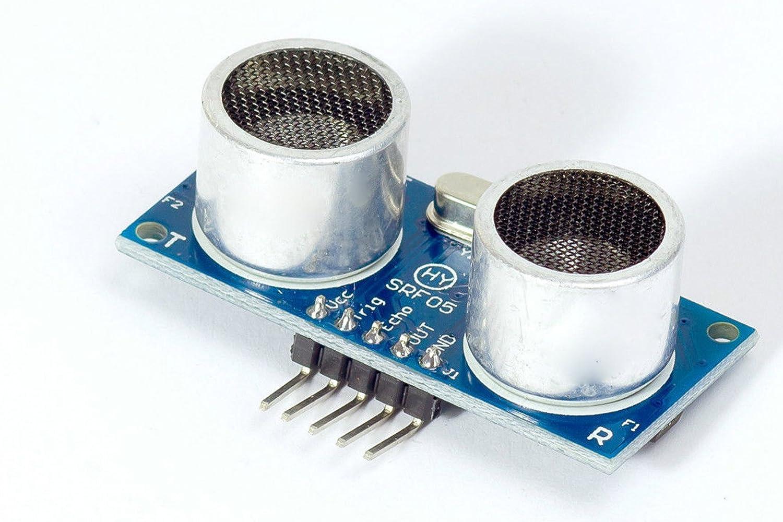 Ultraschall sensor entfernungsmesser hy srf05 für: amazon.de
