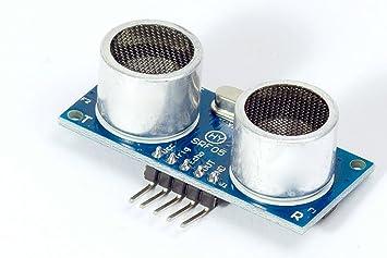 Ultraschall sensor entfernungsmesser hy srf für amazon