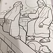 Bible Story Coloring Pages 1 Coloring