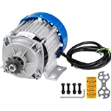 Mophorn 48 Volt 500 Watt Electric Brushless Motor 14 Tooth Electric GoKart Tricycle Cart Gear Reduction BLDC Motor